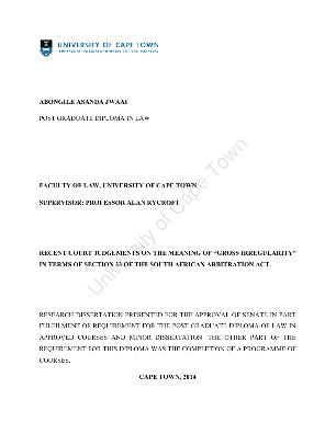 LL M Papers, LL M Theses - HLS Dissertations, Theses