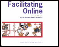 Logo for Facilitating Online
