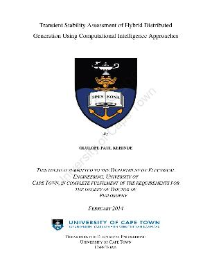 uct electronic theses dissertations The largest collection of electronic theses and dissertations available worldwide, proquest dissertations & theses global includes 4 million works from more than 3,000 universities, and adds more than 130,000 works annually.