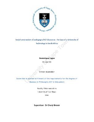 Completed PhD Theses