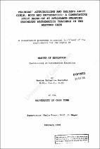 mathematics dissertation