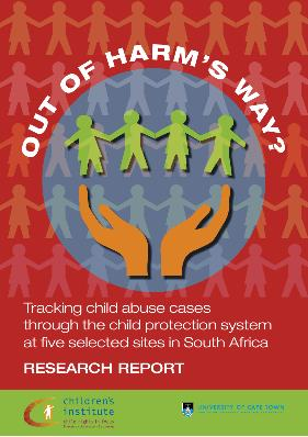 Out of Harm's Way? Tracking child abuse cases through the child