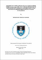 Assessment of the population structure of the south african sardine assessment of the population structure of the south african sardine sardinops sagx using a multi method approach and the morphol fandeluxe Choice Image
