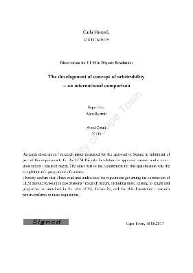 strategic communication dissertation prospectus