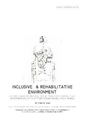 Built environment dissertation